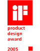 2005 iF Product Design Award