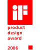 2006 iF Product Design Award