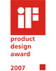 2007 iF Product Design Award