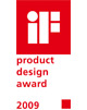 2009 iF Product Design Award