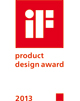 2013 iF Product Design Award