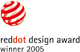 2005 red dot design award