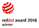 2016 red dot design award
