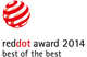 2014 red dot design award