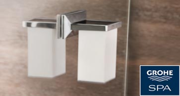 Grohe allure bathroom taps for your bathroom for Grohe grohclean bathroom cleaner