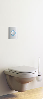 Grohe shower thermostats for your bathroom for Grohe grohclean bathroom cleaner