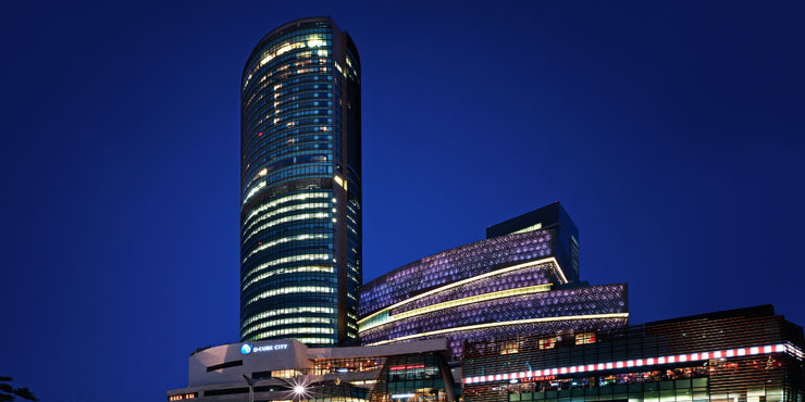 Sheraton D Cube City Hotel Seoul, Republic of Korea