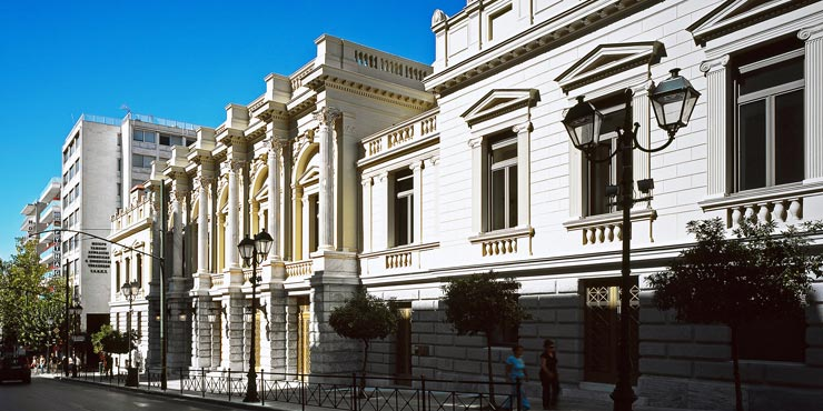 National Theatre of Greece Ateny, Grecja