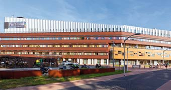 Vlietland Hospital Schiedam, Hollanti