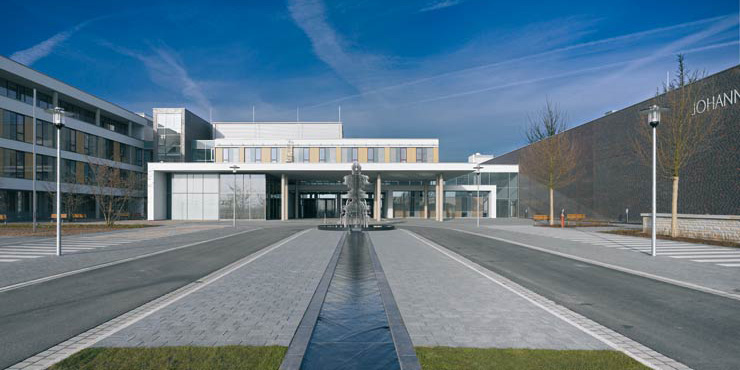Johannes Wesling Hospital Minden, Germany