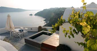 Ikies Traditional Houses Santorini, Grecja
