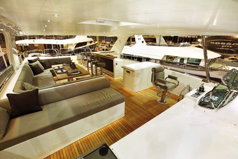 grohe - drettmann yacht - transport - references, Innenarchitektur ideen