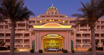 Kempinski – Emerald Palace Apartments Dubai, United Arab Emirates