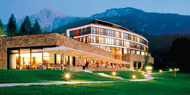 Отель Intercontinental Berchtesgarden Resort Берхтесгарден, Германия