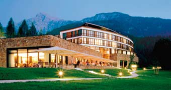 Intercontinental Berchtesgarden Resort Berchtesgarden, Germany