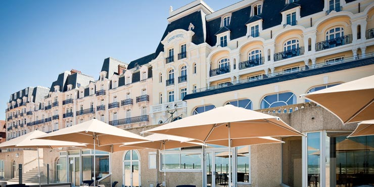 M Gallery – Grand Hotel de Cabourg Cabourg, Franța