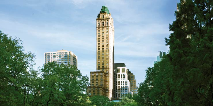 The Pierre New York, Verenigde staten