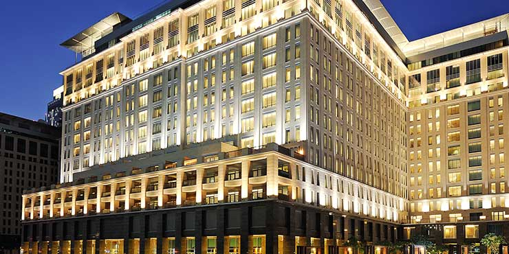 The Ritz-Carlton, DIFC Dubaj, Emiraty Arabskie