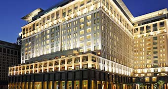 THE RITZ-CARLTON, DIFC Dubai, Vereinigte Arabische Emirate