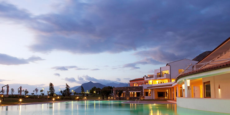 Borgo Di Fiuzzi Resort and Spa Praia a Mare, Taliansko