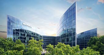 Microsoft European Headquarters Issy-Les-Moulineaux, France