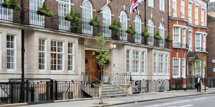 The Harley Street Clinic London, Storbritannien
