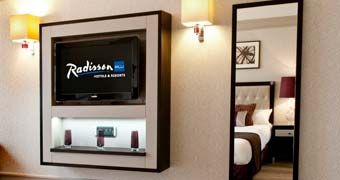 Radisson Blu Ambassador Hotel Paris, France