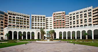 The Ritz-Carlton Abu Dhabi, 阿拉伯联合酋长国