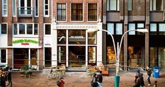 The Exchange Hotel Amsterdam, Holandia