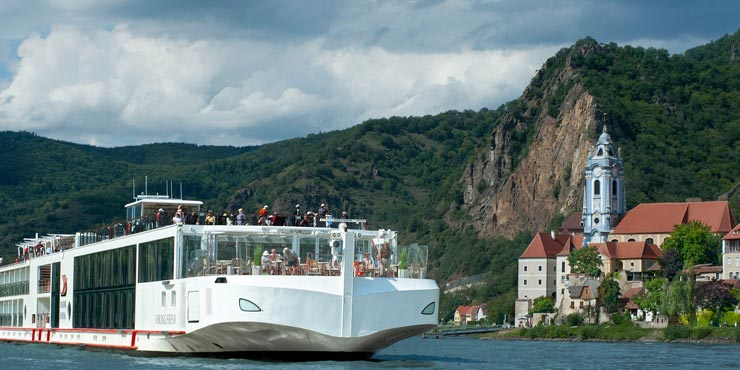 Viking River Cruises Росток, Германия