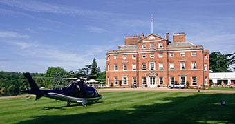 Brocket Hall Hertfordshire, Storbritannia