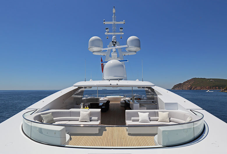 Grohe luxury yacht istanbul transport referenzen for Innenarchitekt yacht