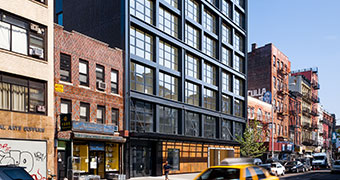 250 Bowery New York, Америка