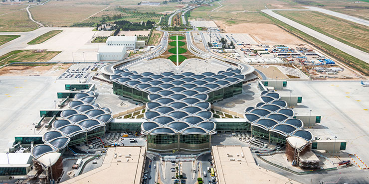 Queen Alia International Airport Amman, Jordan