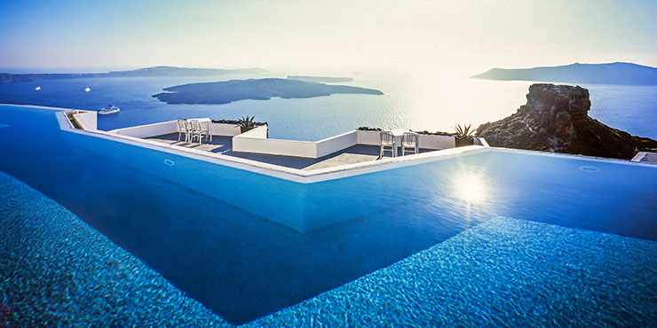 Grohe Grace Santorini Hotel Villa Europe Hotels References