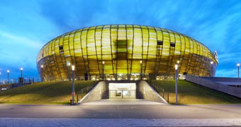 PGE Arena Gdanks, Poland