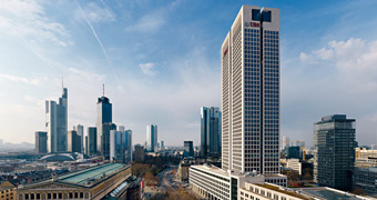 Opera Tower Frankfurt Frankfurt, Germania